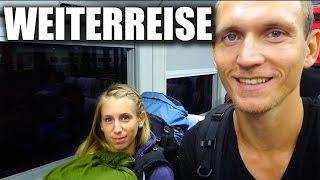 Jakarta nach Yogyakarta per Zug - Backpacking Indonesien - Weltreise | VLOG #124