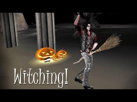 IMVU - Witching! - Dance Animation For IMVU 3d Chat (virtual World)