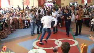 Свадьба во Дагестане. лезгинка