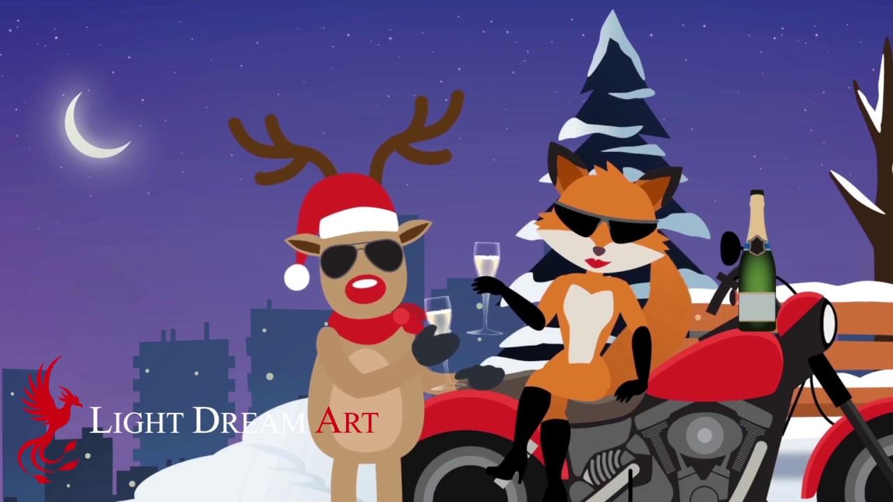 Mery Christmas & Happy New Year! - Light Dream Art