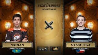 Naiman vs StanCifka, Grand Final, StarLadder Hearthstone Ultimate Series