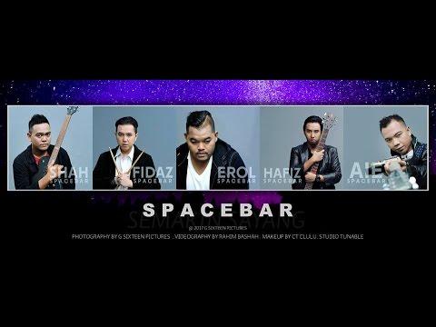 Semakin Sayang - Spacebar (Lyrics Video)