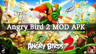 How to download the mod apk of angry birds 2