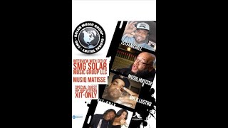 1ST FAM RADIO TALKS WITH (SMG) SOLAR MUSIC GROUP LLC  CEO MUSIQ MATISSE AND  HIP HOP @XITONLY