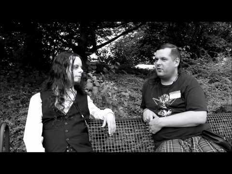 Nightshade - Interview mit Eden weint im Grab in Mülheim, 04.07.2014
