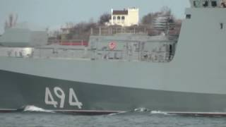 Russian frigate heads to Mediterranean on Syria mission - source