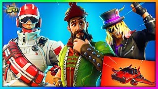 New SKINS Coming Soon... (New Skins, Peaks, Dances) Fortnite Battle Royale [BySixx]