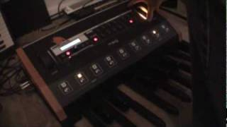 Can you shred on Moog Taurus 3 Bass Pedals?  Find out in this Keyboard Magazine video review!