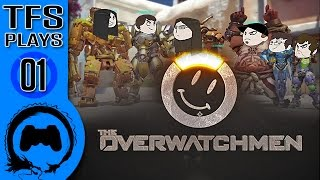 OVERWATCH: AND NOW OUR WATCH BEGINS - The Overwatchmen