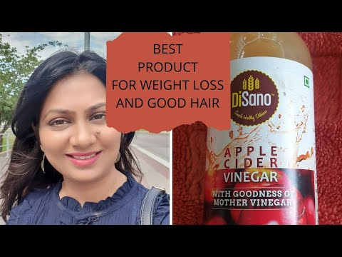 disano-apple-cider-vinegar-for-weight-loss-&-hair-rinse-|-disanofoods-|-sparklewithjyoti
