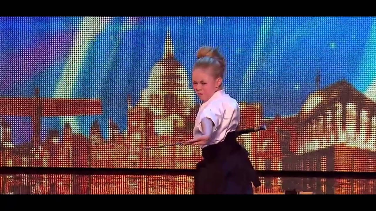 Download Don't mess with karate kid Jesse   Audition Week 2   Britain's Got Talent 2015  1