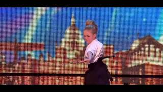 Don\'t mess with karate kid Jesse   Audition Week 2   Britain\'s Got Talent 2015  1