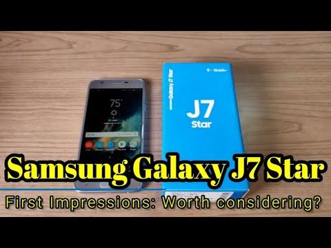 Samsung Galaxy J7 Star - First Impressions - A device worth