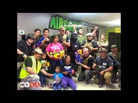 Airsoft Revolution 15 San Antonio Tx 78238 Youtube
