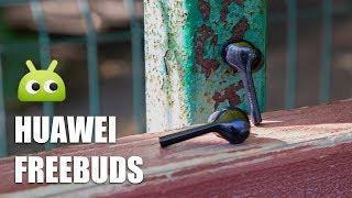 Опыт использования Huawei FreeBuds