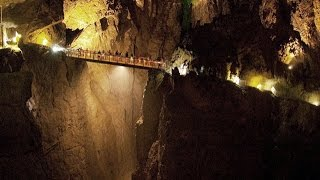 Mysterious Caves of Slovenia  - Robert Sepehr