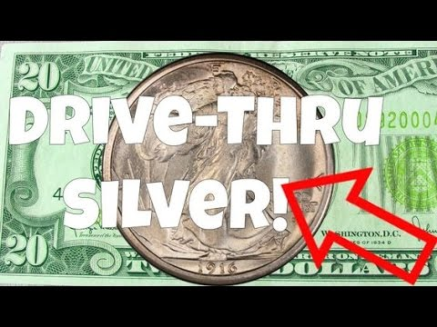 Drive-Thru Silver!   Pick Up Your Silver Quickly!!!
