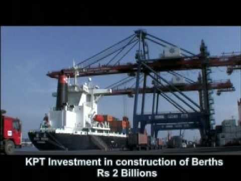 Karachi Port Trust, PICT is the Second Container Terminal of Karachi Port, www.pict.pk