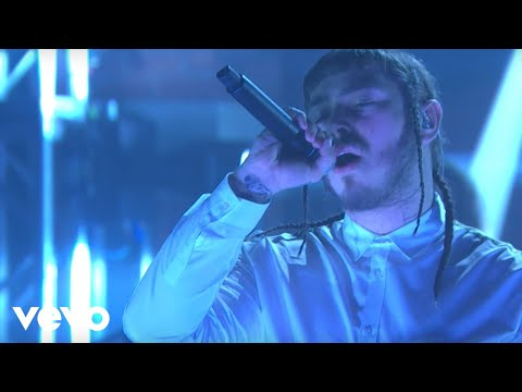Thumbnail: Post Malone - Congratulations (Live From Late Night With Seth Meyers/2017) ft. Quavo