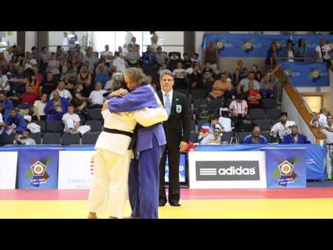 Veteran European Judo Championships 2015: Highlights streaming vf