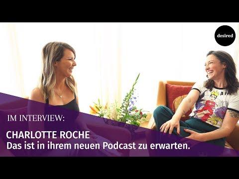 """Charlotte Roche: Das Verriet Sie Uns über Ihren Podcast """"Paardiologie"""