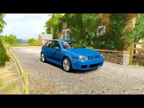 Volkswagen Golf R32 2003   Forza Horizon 4   JMGamer thumbnail