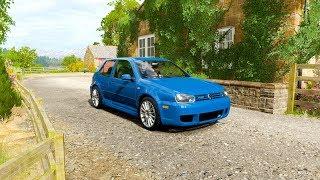 Volkswagen Golf R32 2003 | Forza Horizon 4 | JMGamer