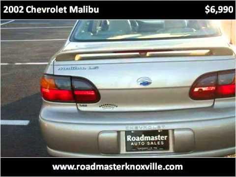 Roadmaster Auto Sales >> 2002 Chevrolet Malibu Available From Roadmaster Auto Sales