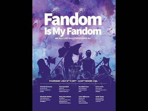 Fandom Is My Fandom SDCC 2015