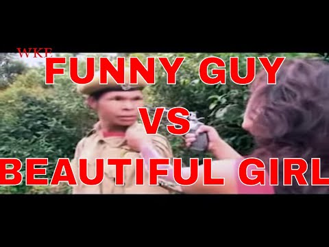 Funny Old Guy Got A Beautiful Girl Pdok Khasi Video