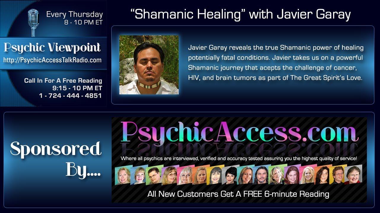 Illness and Shamanic Healing with Javier Garay