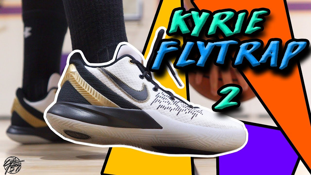 best service c512d b0b61 Nike Kyrie Flytrap 2 Performance Review! The Sole Brothers