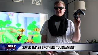 Weird Smash Bros Guy