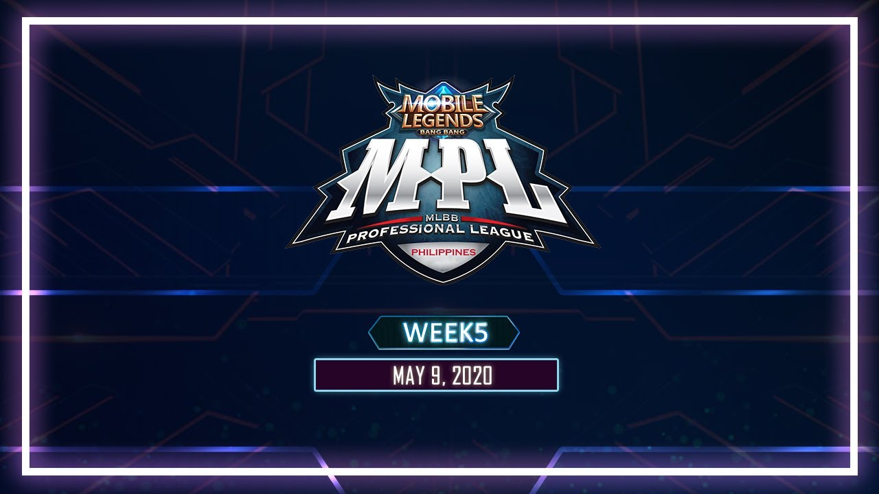 LIVE: Mobile Legends: Bang Bang Professional League-Philippines Season 5 | May 9, 2020 thumbnail