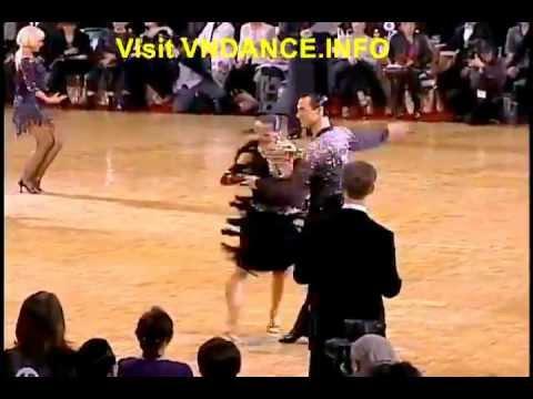 Sergey Surkov & Melia, Cha Cha - 2011 Asian Open Dance Pro Latin, Tokyo