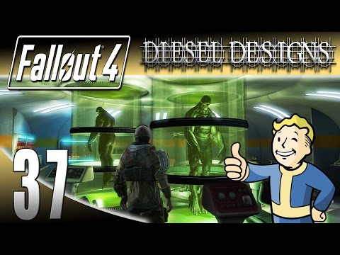 FallOut 4 Let's Play: PC: EP37: Virgil's Serum and Shaun?! Is that you?! (1080p Walkthrough)