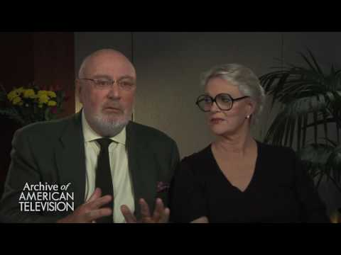 Barney Rosenzweig and Sharon Gless on stories about each other