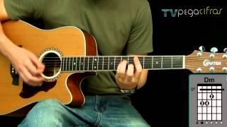 Three Days Grace - Never Too Late (Aula de violão) - TV Pega Cifras