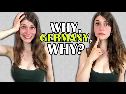 Things I Hate About Germany