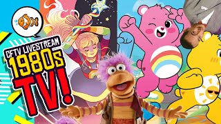 1980s TV Shows! Care Bears Reboot, Rainbow Brite, Star Wars Resistance and More!