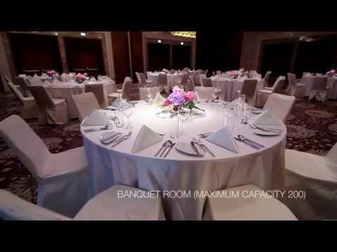 Ballroom conference and social events room | Bratislava Hotels | Sheraton Bratislava
