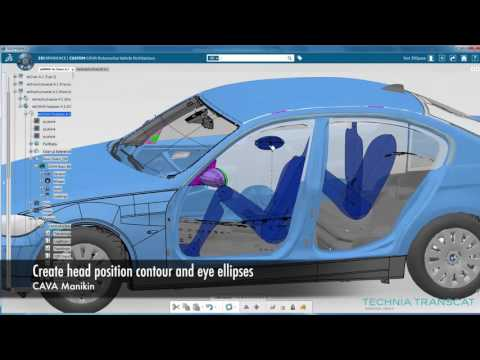 CAVA - CATIA solutions for car design and legal compliance