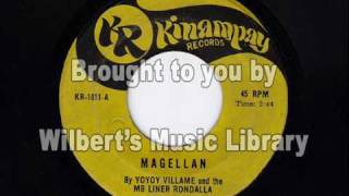 MAGELLAN (Original 1972 version) - Yoyoy Villame
