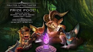 [Vainglory] Hướng dẫn đăng ký giải Halcyon Little Fighter