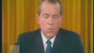 President Richard Nixon - Address to the Nation on the War in Vietnam