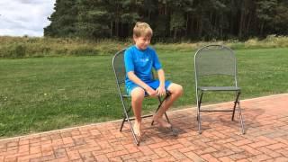 Will Garton nominates WWE superstars for the Ice Bucket Challenge.