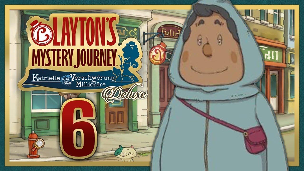 LAYTON'S MYSTERY JOURNEY #6: Katrielle und die Popoños aus San Grio! [1080p] ★ Let's Play