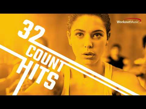Workout Music Source // 32 Count Hits //130-135 BPM
