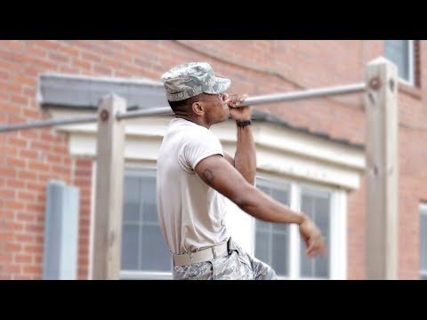 Why I Won't Join the Marines | Beating Marine Pullup Record | My AFROTC Status...
