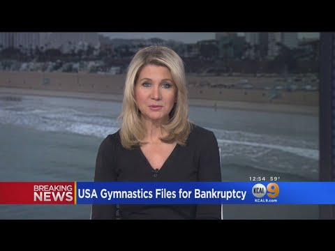 USA Gymnastics Files For Bankruptcy In Wake Of Sex Abuse Lawsuits